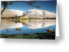Loch Awe Greeting Card