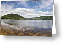 Loch Fine By Inveraray Greeting Card