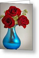 Love Red Greeting Card