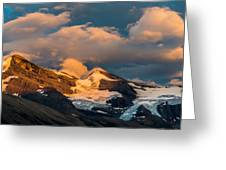 Lynx Mountain Greeting Card