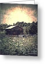Meadow Of Memories Greeting Card