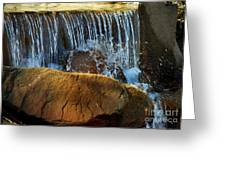 Mini Falls Greeting Card