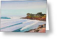 Mitchell's Cove Greeting Card