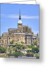 Mont Saint-michel - Normandy Greeting Card