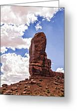 Monument Valley - Arizona Greeting Card