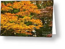 Mount Koya Koya San Japan  Greeting Card