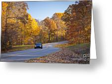 Natchez Trace Greeting Card