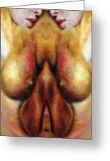 Nude Colorado Series Greeting Card