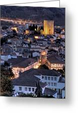 Old Lamego Greeting Card