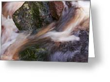 Old Mill Canal Greeting Card
