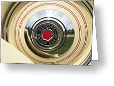 Packard 1936-37 Greeting Card