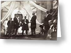 Panama Roosevelt, C1906 Greeting Card