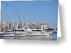 Pasalimani Port Greeting Card