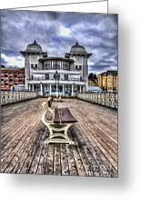 Penarth Pier Pavilion Greeting Card