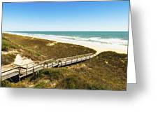 Ponte Vedra Beach Greeting Card