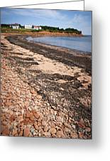 Prince Edward Island Coastline Greeting Card