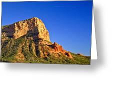 Red Rock Formation Sedona Arizona 28 Greeting Card