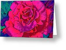 Rose 18 Greeting Card