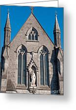 Saint John's Cathedral Greeting Card