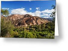 Santa Ynez Valley Greeting Card