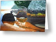 Sealers Creek Greeting Card