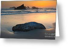 Seastacks, Oregon Coast Greeting Card