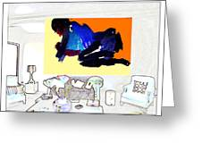 Show Room 2012 Greeting Card
