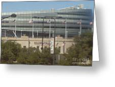 Soldier Field Greeting Card