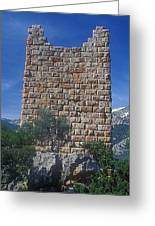 Southeast Tower Greeting Card