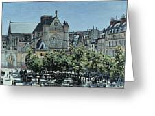 St. Germain L'auxerrois Greeting Card