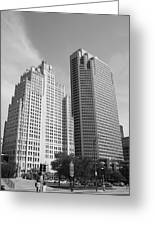 St. Louis Skyscrapers Greeting Card