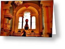 St Pauls Chapel Greeting Card