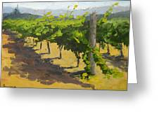 Summer Riesling Greeting Card