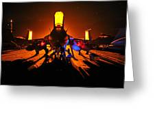 Super Hornet  Greeting Card