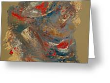 Syncopation 2 Greeting Card