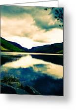 Talyllyn Lake Snowdonia Greeting Card