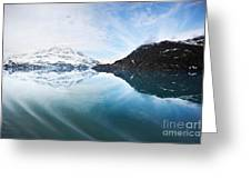 Tarr Inlet Greeting Card