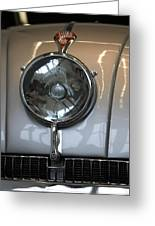 Tatra 87 High Beam Greeting Card