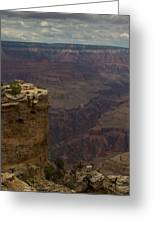 The Grandest Of Canyons Greeting Card