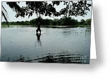 The Pantanal Greeting Card