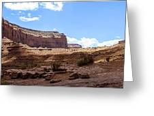 The View Hotel - Monument Valley - Arizona Greeting Card