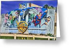 Warner Bros. Entertainment Inc. Greeting Card