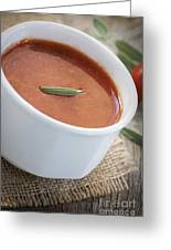 Tomato Soup Greeting Card