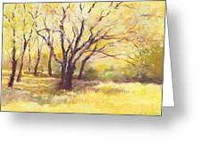 Trees2 Greeting Card