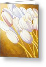 Tulips Are People Xii Greeting Card