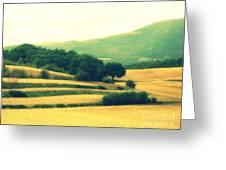 Tuscany  Greeting Card