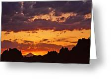 Usa, Oregon, Jefferson County Greeting Card