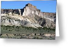 Utah Mountain Greeting Card