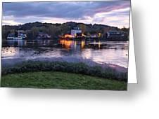 Waterworld Greeting Card