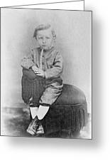 Wilbur Wright (1867-1912) Greeting Card